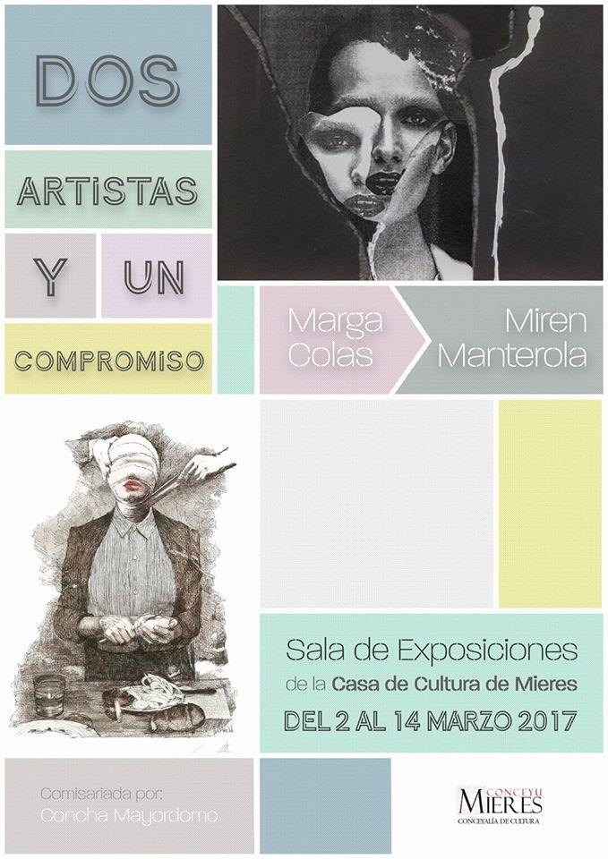 expo dos artistas y un compromiso