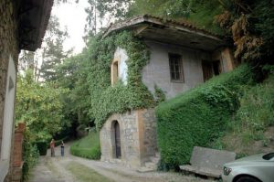 Antigua Capilla Palacio de Viade