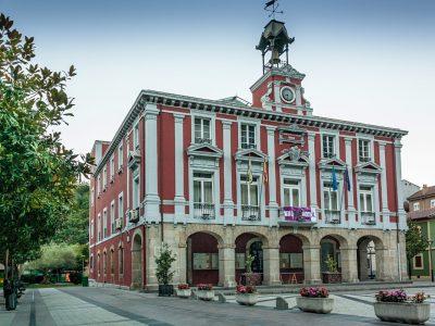 Casa Consistorial (Fot. Ana Belén Rodríguez - AF Semeya)