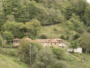 Casa de Peregrinos en San Xusto (Fot.: Monchu - AF Semeya).