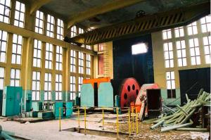 Casa de maquinas