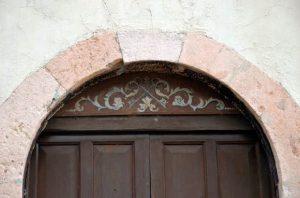 Detalle Puerta Iglesia Parroquial de San Pedro