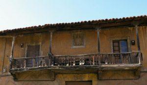 Fachada Palacio Cachero Riosa (Fot. Daniel Herrera Arenas)