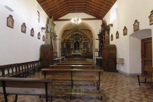 Interior Iglesia Parroquial de San Pedro (Fot. José Luis - AF Semeya)