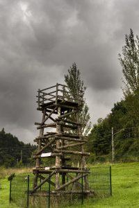 La torre de Suso en El Pedroso (Fot. Carlos Salvo - AF Semeya).