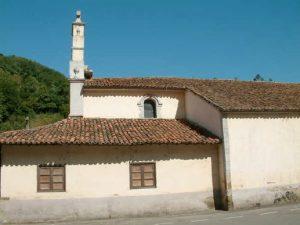 Lateral Iglesia Parroquial de Santa María