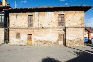 Lateral Palacio Cachero Riosa (Fot. Carlos Salvo - AF Semeya)