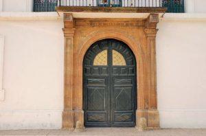 Puerta Palacio del Marqués de Camposagrado