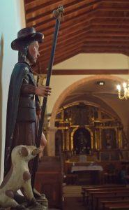 Talla Iglesia Parroquial de San Pedro (Fot. Jero Marco - AF Semeya)