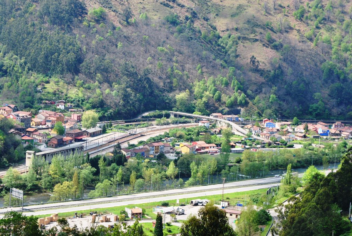 Vista de Ablaña (Fot: Asoc. Cultural Los Averinos)