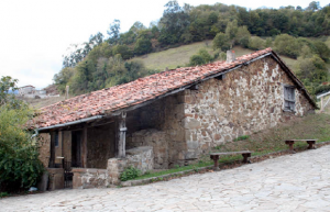 Casa de Novenas - Cenera, Cuna