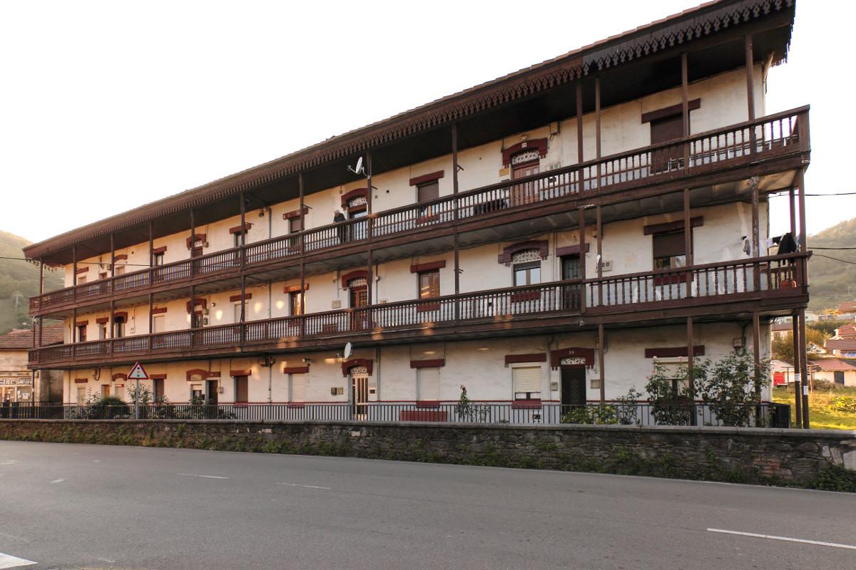 Cuarteles de los Corredores (Fot.:  Cheluis - AF Semeya).