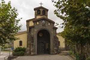 Fachada Iglesia de Santa María de Figareo (Fot. Juanjo - AF Semeya)