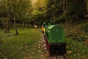 Fin de la senda verde de Turón- El Mosquil- (Fot.: Carlos Salvo - AF Semeya).
