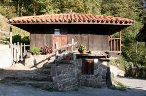 Hórreo de Enverniego, Turón