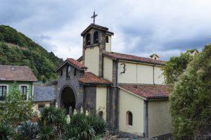 Iglesia de Santa María de Figareo (Fot. Yolanda Suárez - AF Semeya)