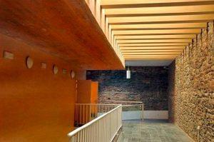 Interior Casa de Cultura Teodoro Cuesta