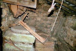 Molino en El Pindal - Urbiés
