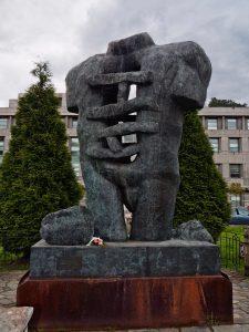 Monumento al minero (Fot: Carlos Salvo - AF Semeya)