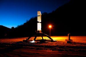 Monumento de Fortuna - Turón ( Fot: José Luis Soto)