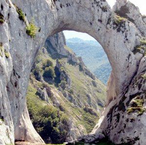 Peña Mea. Espacio protegido de las Cuencas Mineras.