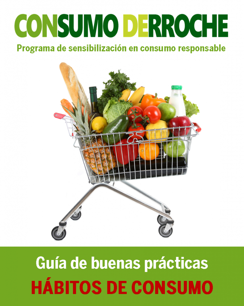 Portada Guía Hábitos de Consumo