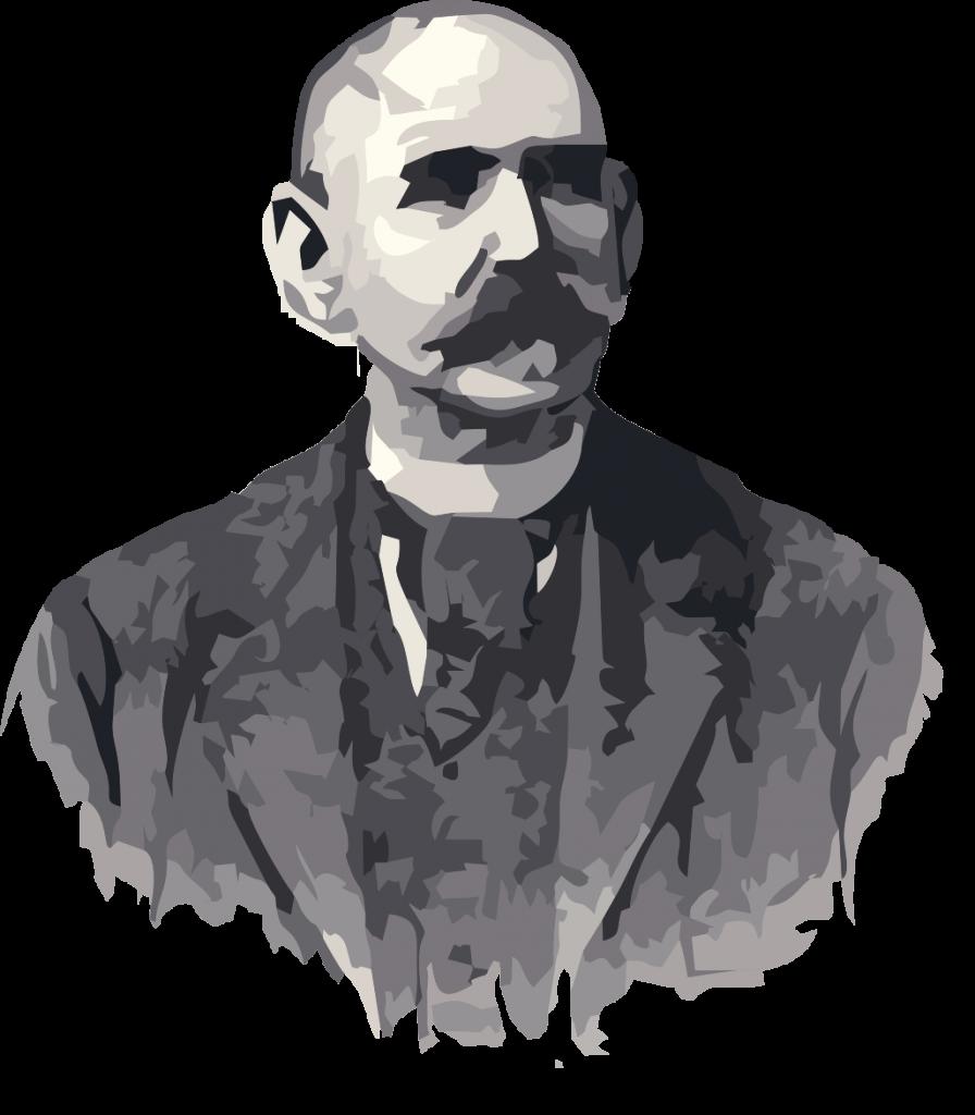 Teodoro Cuesta vectorizado
