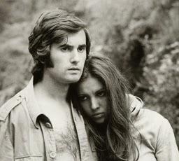 Víctor y Ana - Fotograma de la película Morbo