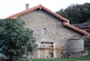 Vista Trasera Casa Candanal
