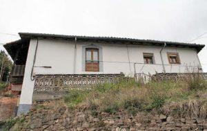 Vista Lateral de la Casa Rectoral.
