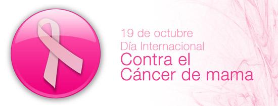 19octubre dia contra el cancer de mama