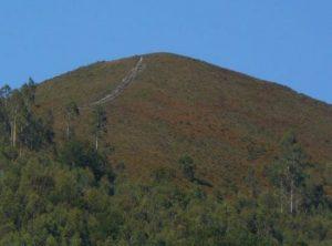 Brezales húmedos atlánticos en el Pico Boa.