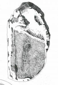 Dibujo Petroglifo de Cenera