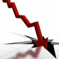 caida de la actividad economica