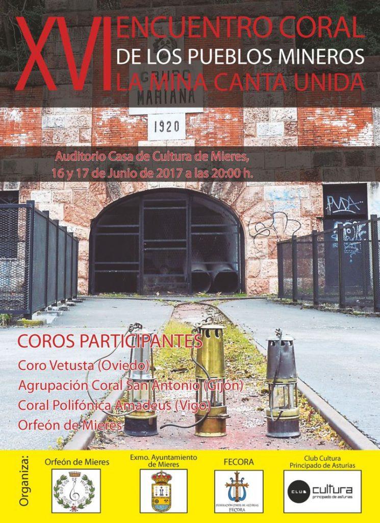 cartel web Encuentro Coral 2017