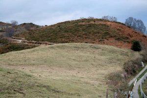 Vista general Túmulo de la Col.ladiel.la