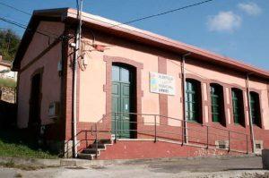 Antigua escuela - Urbiés