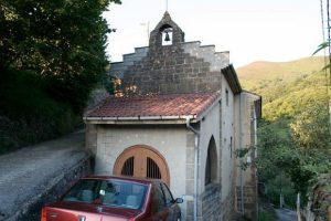 Capilla de la Virgen de los Remedios, El Dochal, Urbiés