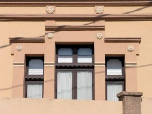 Detalle ventanal