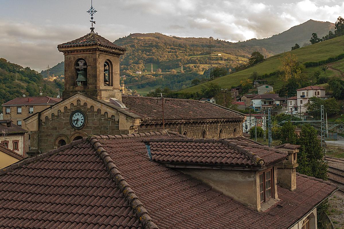 Campanario, Uxo (Fot. Ana Belén Rodríguez - AF Semeya)