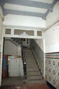 Interior entrada principal