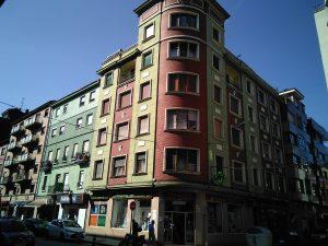 Edificio Antiguo despacho central de RENFE II, vista completa