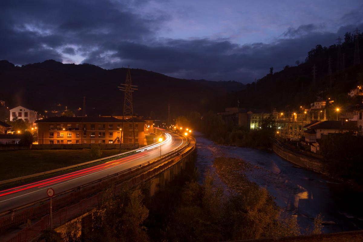 Foto nocturna, Santa Cruz (Fot. Juanjo - AF Semeya)
