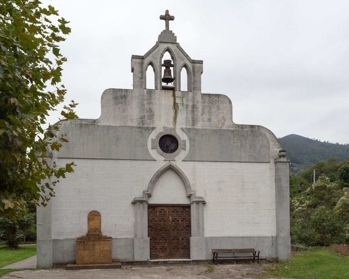 Iglesia, Ablaña (Fot. J.Vazquez - AF Semeya)