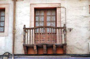 Vista detalles del ventanal