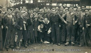 Mujeres mineras - Grupo Amalia