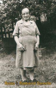 Mujeres mineras - Rosina
