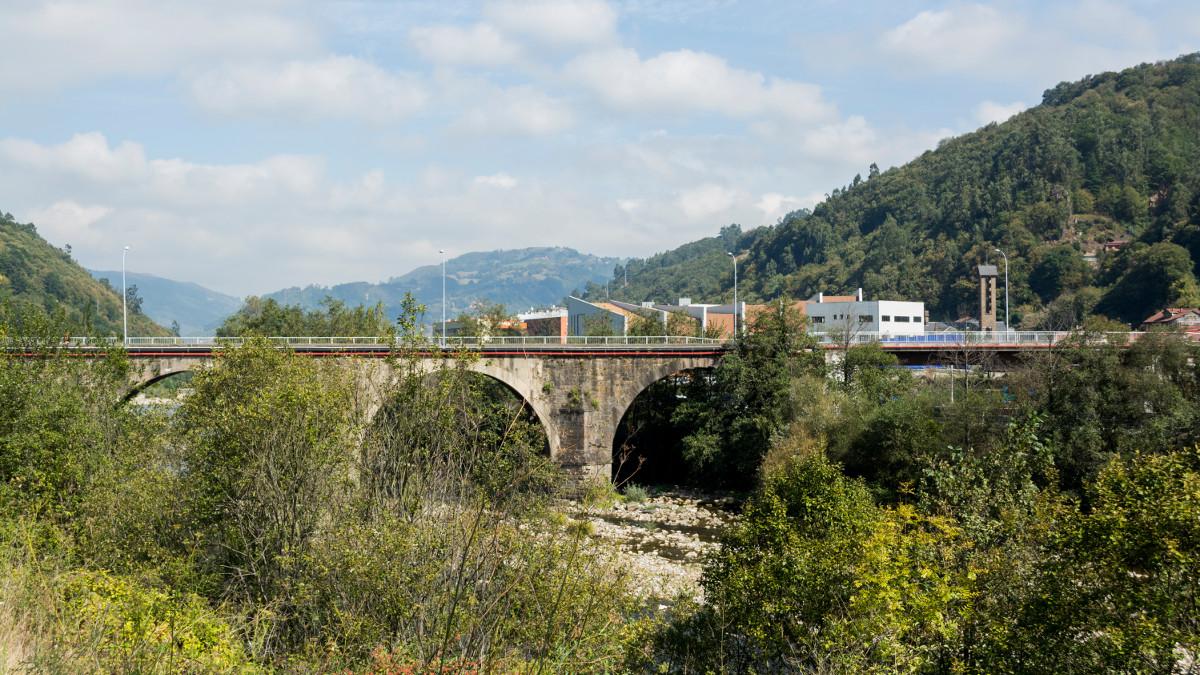 Puente de Santuyano (Fot. J.Vazquez - AF Semeya)