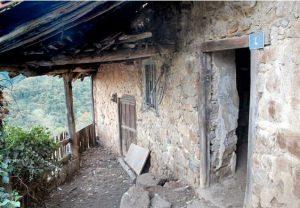 Entrada Casa arcaica