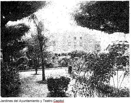 Jardínes del Ayuntamiento
